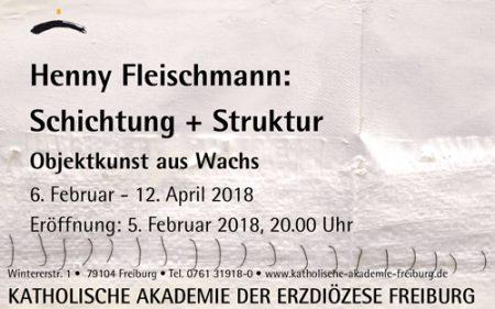 Ausstellung Katholische Akademie Henny Fleischmann