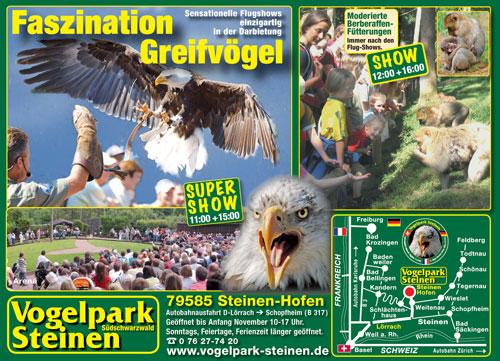 freizeitplaner-schwarzwald-vogelpark-steinen