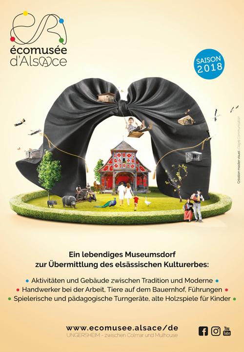 Ecomusee d'Alsace Ungersheim
