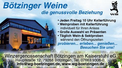Winzergenossenschaft Bötzingen