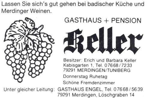 Gasthaus Pension Keller