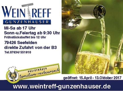 Weintreff Gunzenhauser Seefelden
