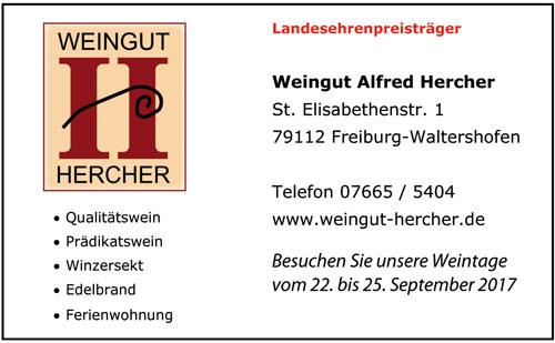 Weingut Hercher