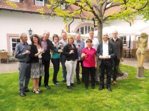 Foto der Tuniberg-Weinpräsentation