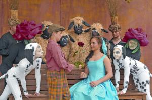 Breisacher Festspiele, Schöne und das Biest