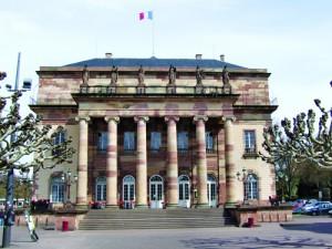 Opéra du Rhin in Strasbourg