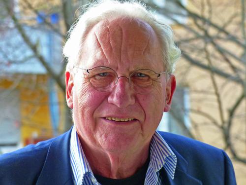 Klaus Lauer, Künstlerischet Leiter der Badenweiler Musiktage