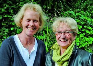 Im Interview: Antje Reinhard und Hanna Lehmann