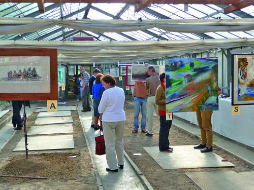 24. Ateliertage in Sulzburg und Laufen