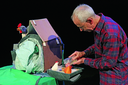 FigurentheaterFestival Basel geht in die siebte Runde