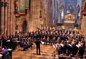 Konzerte im Freiburger Münster