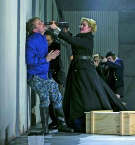 "Francesco Cavallis Oper ""Veremonda""  bei den Schwetzinger SWR Festspielen"