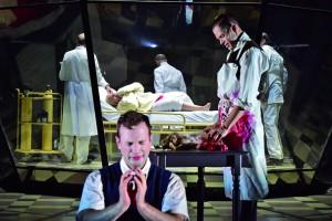 "Das Theater führt Stockhausens Oper ""Donnertsag"" auf"