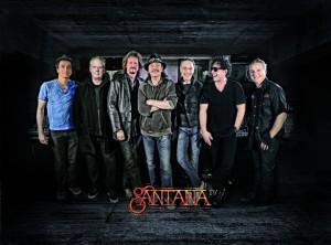 Gitarrist Carlos Santana im Interview