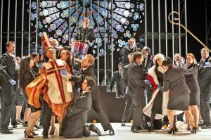 """Peter Konwitschny inszeniert """"La Juive"""" Foto: Annemie Augustijns"""