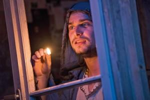 """Schauspieler Nic Reitzenstein in """"So ist es!"""""""