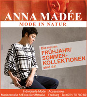 Anna Made Freiburg – Mode in Natur