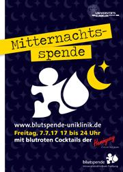 Blutspenden in der Uniklinik Freiburg