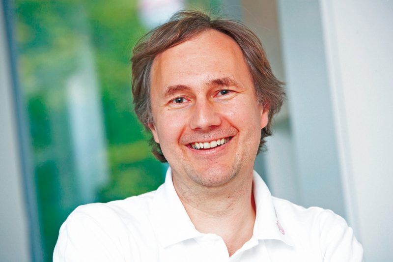 Privatdozent Dr. Christian Weißenberger (© Zentrum für Strahlentherapie)