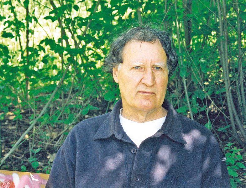 Soziologe Lucius Burkhardt. Foto: Annemarie Burckhardt, © Martin Schmitz Verlag