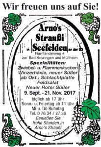 Arnos Straußi