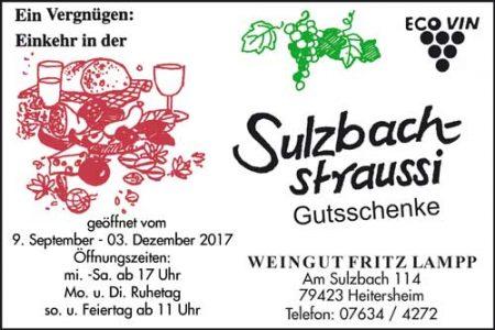 Sulzbach Straußi