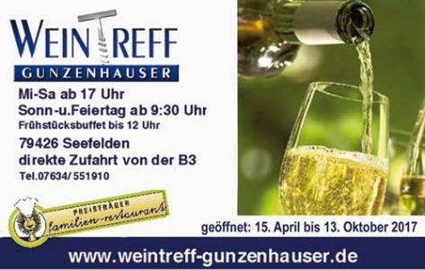 Weintreff Gunzenhauser