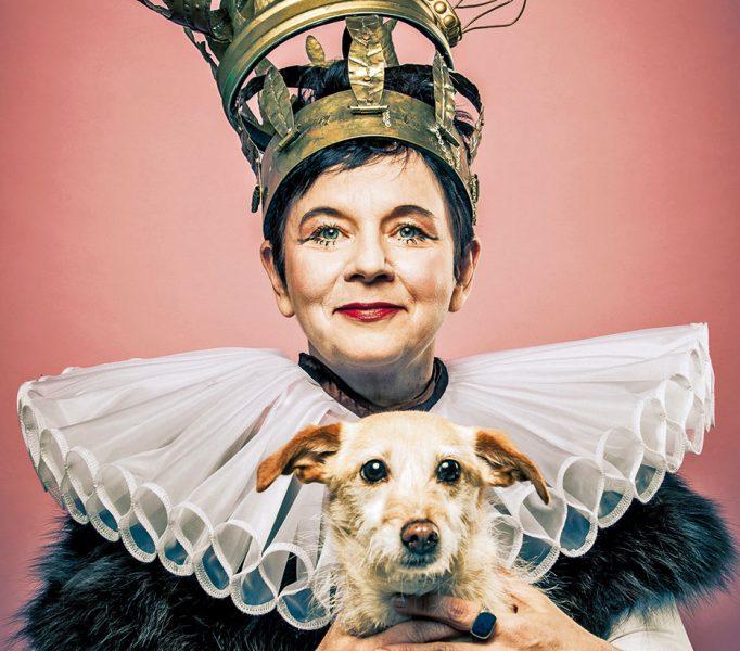 Erzählerin von Königinnen Gnaden: Bea von Malchus. © Britt Schilling