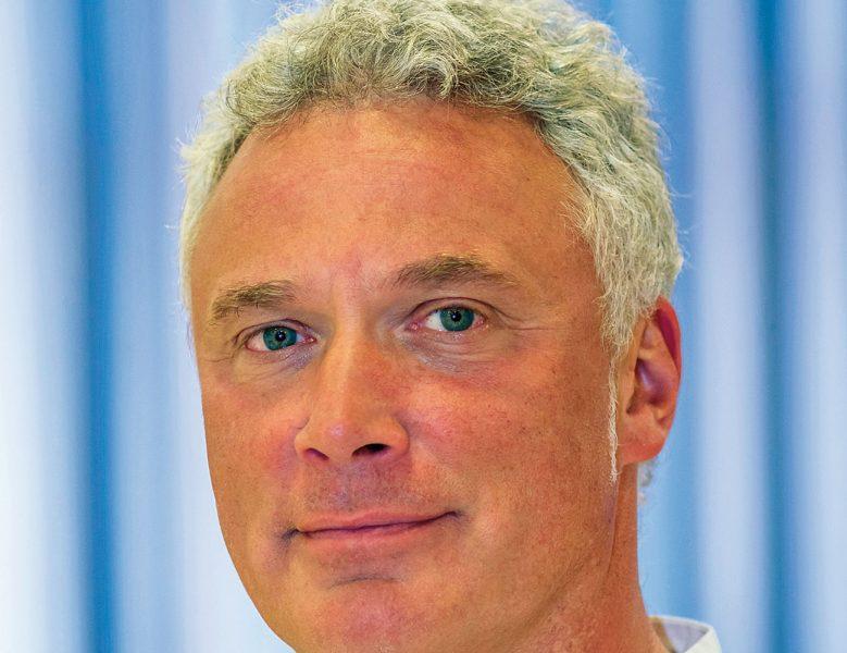 Dr. Christian Häußler. © RKK Klinikum