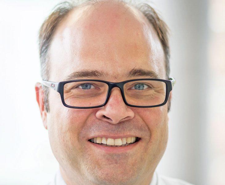 """Initiator und Vorsitzender des Vereins """"Region der Lebensretter e.V. – Freiburg/Breisgau – Hochschwarzwald"""" Professor Dr. Michael Müller. © RKK Klinikum"""