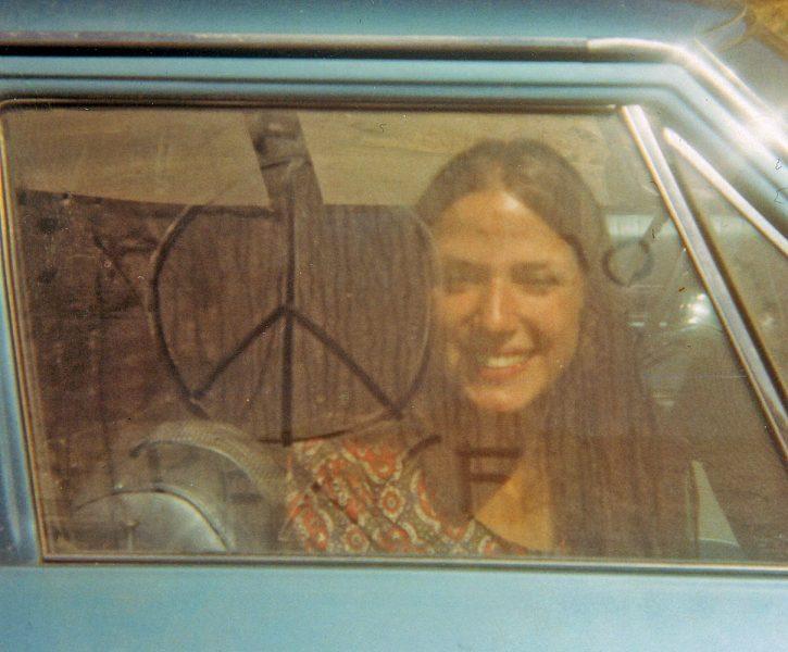 """Let´s go to San Francisco..."" © Peter Frömmig, 1971"