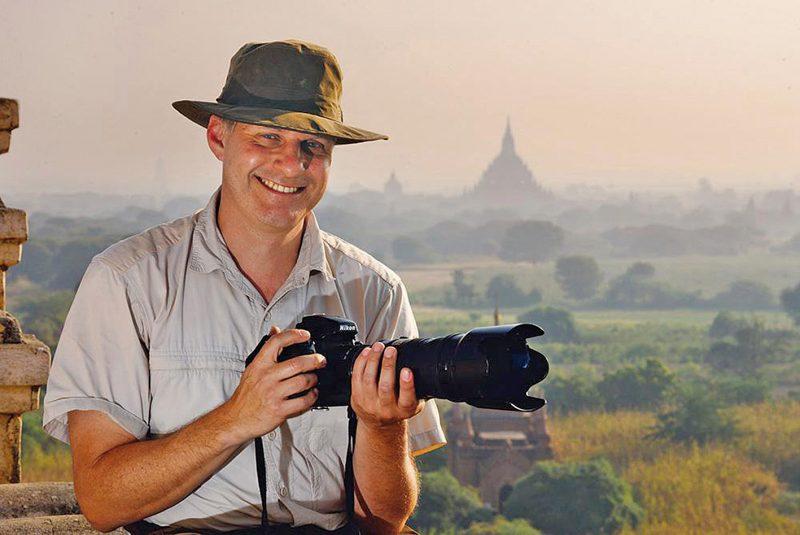 Fotograf Dirk Bleyer in Thailand