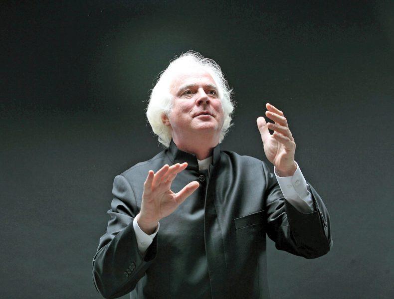 Wilfried Toll, Leiter des Freiburger Spitzenchors Camerata Vocale. (@ Gretel Kaltenbach)