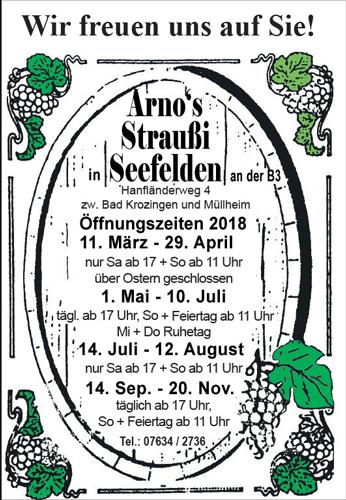 Arnos Straußi Seefelden