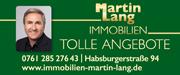 Anzeige Martin Lang Immobilien