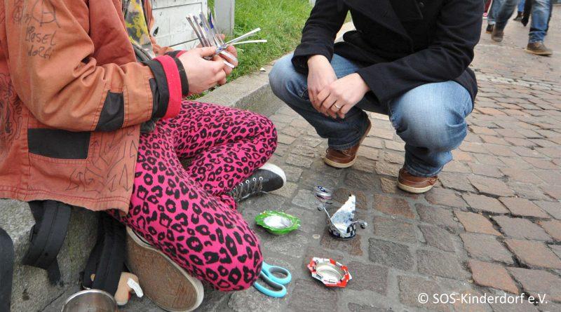 Zum Internationalen Tag der Jugend: Unter dem Radar – Obdachlose Jugendliche