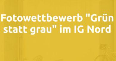 """Jetzt mitmachen: Fotowettbewerb """"Blühende Industriegebiete"""""""