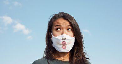 Freiburger Unternehmen Swapface: Nachhaltige Masken und kreative Ideen
