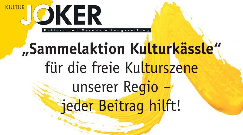 """""""Kulturkässle"""" / Helfen Sie mit!"""