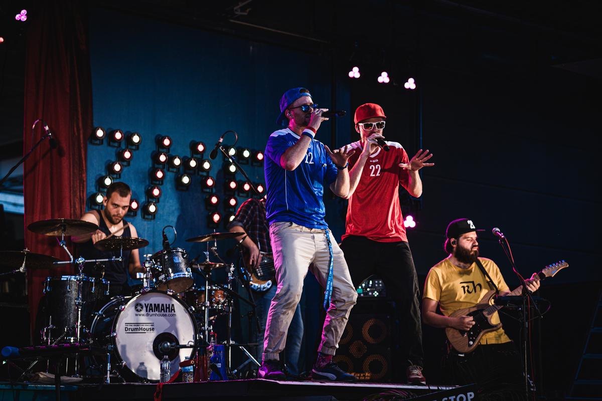 """Im Gespräch: Till und Felix Neumann, Hip-Hop-Duo Zweierpasch / """"Hip-Hop ist im Kern eine Friedensbewegung"""""""