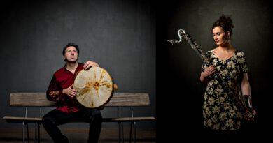 #inFreiburgzuhause: Neujahrskonzert mit Murat Coşkun feat. Annette Maye (23. Januar, live aus dem E-Werk)
