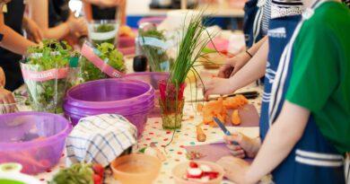 """""""Hexentäler Kinderküche e.V."""": Nachhaltige Schulküche und pädagogische Begleitung zum Thema Ernährung"""