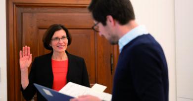 Im Gespräch: Christine Buchheit, neue Dezernentin für Umwelt, Jugend, Schule und Bildung in Freiburg