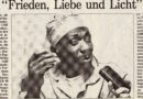 Im Gespräch: Jimmy Cliff, Reggae-Legende und Schauspieler (Archiv, 1991)