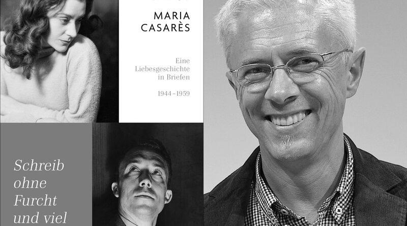 Albert Camus und Maria Casarès – Eine Liebesgeschichte in Briefen 1944-1959 aus dem Literaturhaus Freiburg (18. Mai, 19:30 Uhr)