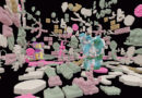 """Das Projekt """"Beyond Matter. Cultural Heritage on the Verge of Virtual Reality"""" im ZKM in Karlsruhe"""