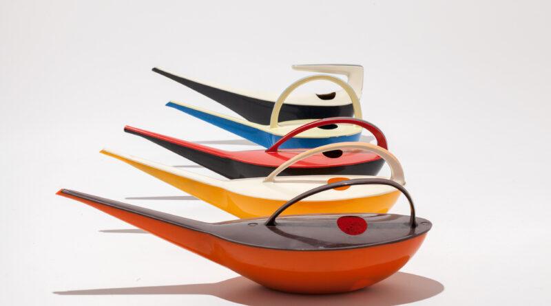 """""""Deutsches Design 1949-1989. Zwei Länder, eine Geschichte"""" – Ausstellung im Vitra Design Museum in Weil am Rhein"""