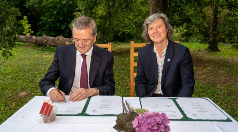"Neues Forschungszentrum ""Umwelttechnikum"" an der Universität Freiburg"