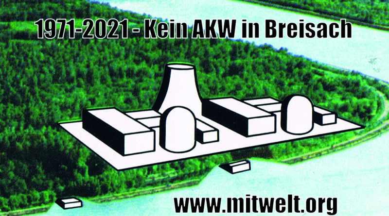 50 Jahre Atomprotest: In Breisach begann der erfolgreiche badische Umwelt- und Atomprotest