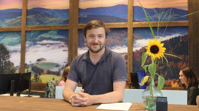 Im Gespräch: Sebastian Sladek, EWS-Vorstandsmitglied, über den Kampf um die Energiewende